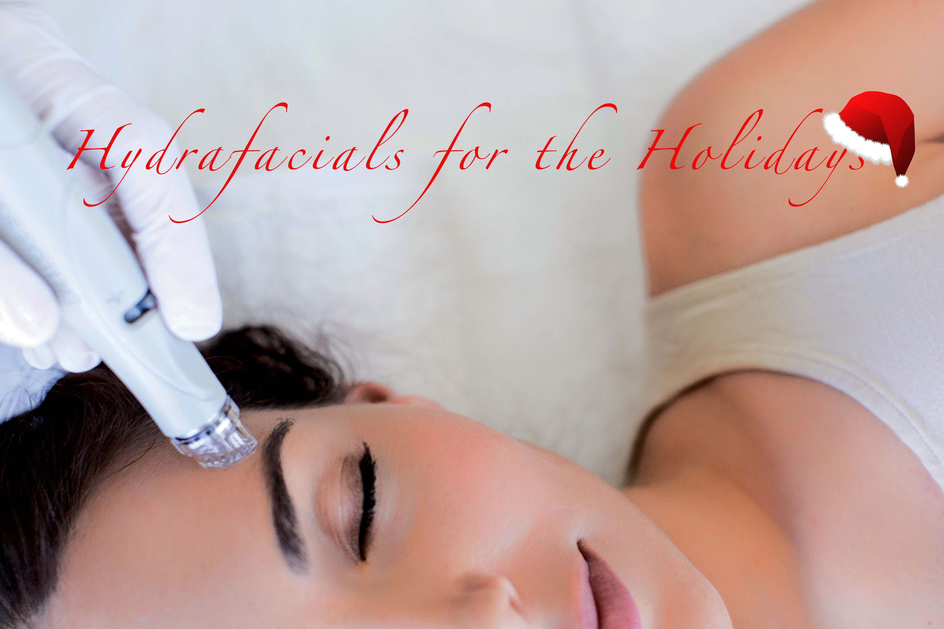 hydrafacial for the holidays gift cards